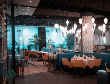 Ресторант Мармарис Делта Планет Мол 2020 г